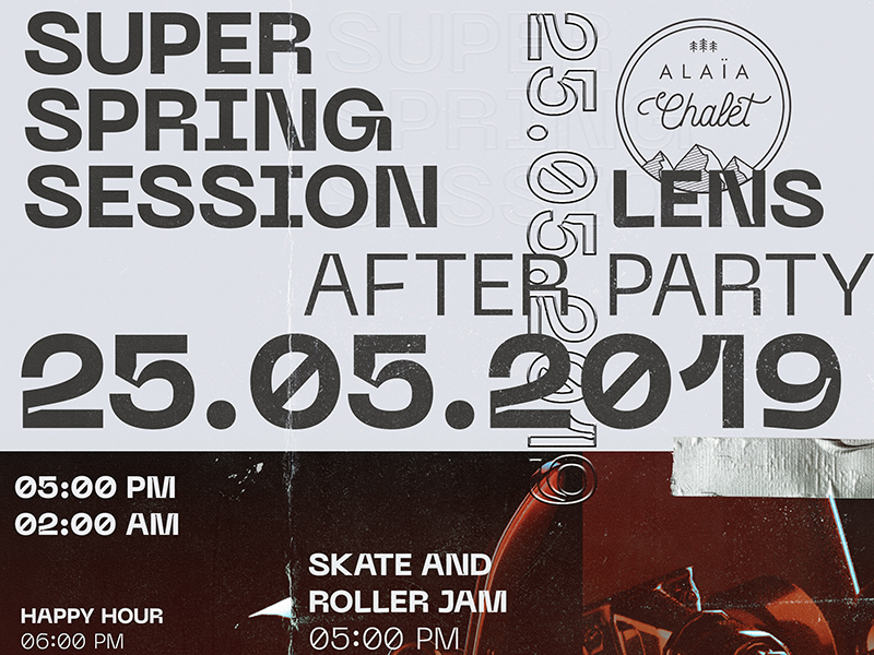After Party - Super Spring Session