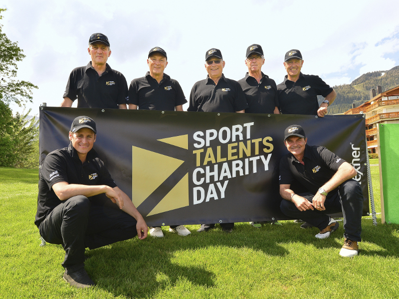 Sport Talents Charity Day