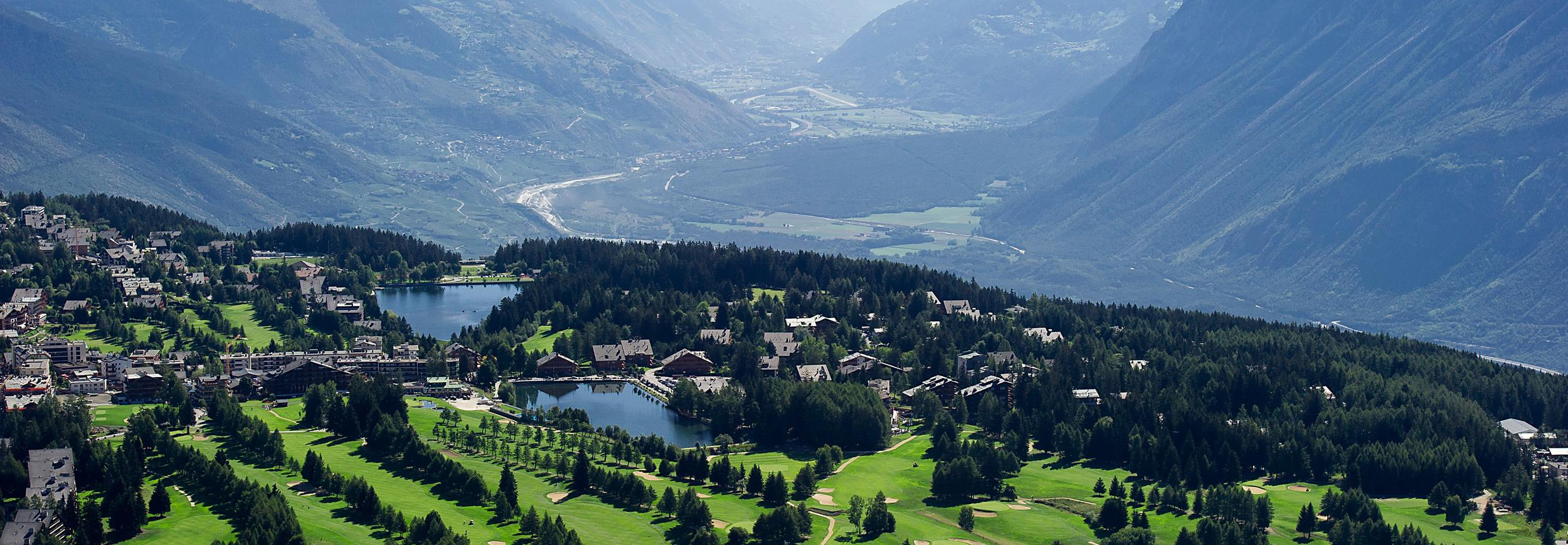 Why Crans-Montana?