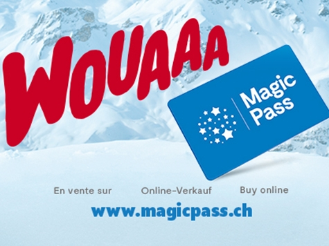 MAGIC PASS CRANS-MONTANA