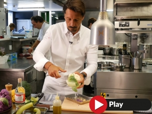 A chef, a recipe: Franck Reynaud
