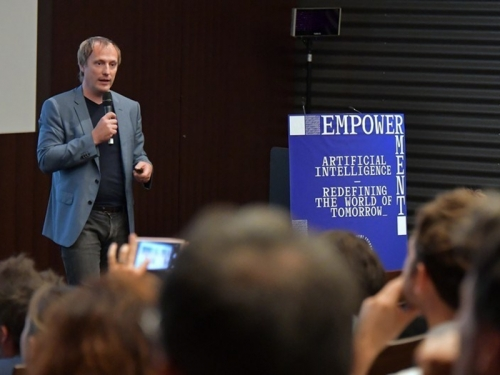 Empowerment Foundation Crans-Montana Summit
