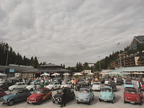15e Meeting Internazionale Fiat 500 e Vespa