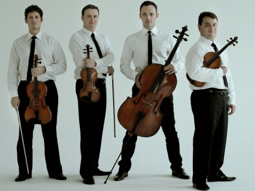 Opening Concert of the String quartet Master Classes from CMClassics