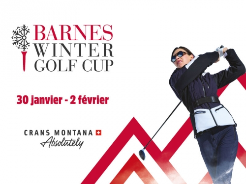 BARNES Winter Golf Cup 2020