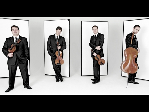 String quartet Master Classes from CMClassics